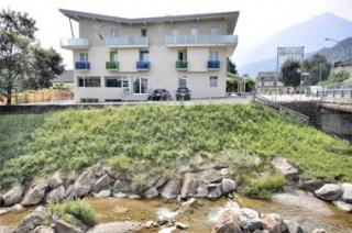 Motorrad Energy Hotel in Calceranica al Lago in Caldonazzo-See