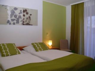 Hotel for Biker Hotel Pfannkuchenhaus Altes Eishaus in Gießen in Mittelhessen