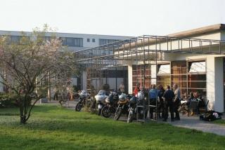 Hotel for Biker Hotel Rennsteig Masserberg GmbH & Co. KG in Masserberg in Thüringer Wald