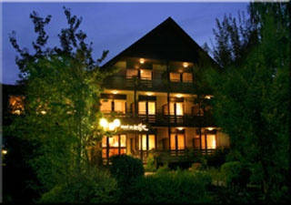 Hotel for Biker Hotel an der Ilse in Lemgo in Teutoburger Wald
