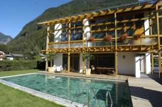 Hotel for Biker Biker´- Gasthof  Residence Brugghof in Sand in Taufers in Tauferer Ahrntal