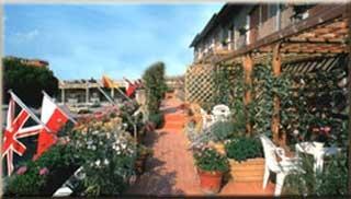 Motorrad Hotel Cala Di Forno in Fonteblanda in Maremma