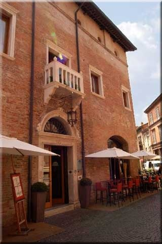 Hotel for Biker Albergo Cappello in Ravenna in Ravenna