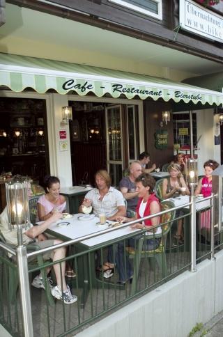 Hotel for Biker Central Hotel - Restaurant in Winterberg in Sauerland