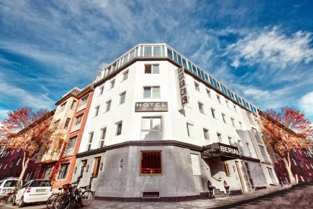 Hotel for Biker Boutique Hotel Berial in Düsseldorf in Düsseldorf