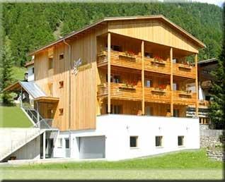 Motorrad Hotel Edelweiß in Schlinig bei Mals (BZ) in Vinschgau