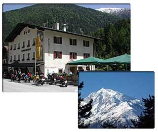 Hotel for Biker Hotel Gomagoierhof in Gomagoi am Stilfserjoch in Stilfserjoch