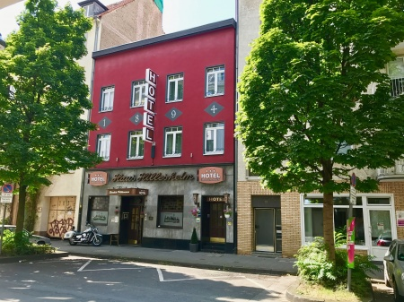 Hotel for Biker Hotel Hillesheim in Düsseldorf in Düsseldorf