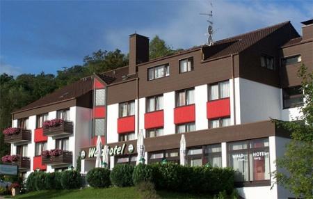 Hotel for Biker Waldhotel Eisenberg in Eisenberg in Pfälzer Wald