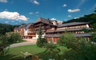 Motorrad Hotel Schöne Aussicht in Hornberg in Mittlerer Schwarzwald