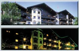 Hotel for Biker Hotel Jägerwirt in Kitzbühel in Kitzbühel