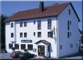 Motorrad Landshuter Hof in Landshut in Isar Radweg