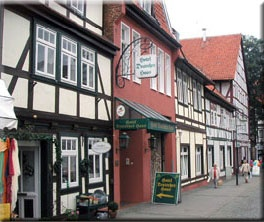 Hotel for Biker Hotel Deutsches Haus in Northeim in Harz
