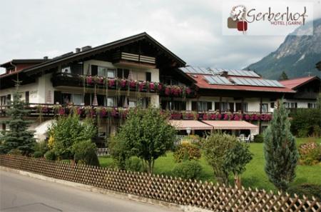 Hotel for Biker Hotel Garni Gerberhof in Oberstdorf in Allgäu