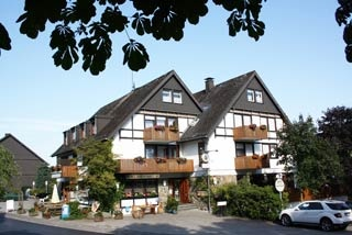 Hotel for Biker Landhotel am Schloss in Olsberg-Gevelinghausen in Hochsauerland