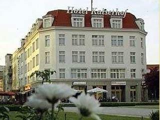 Motorrad Hotel Kaiserhof in Fürstenwalde in Berlin