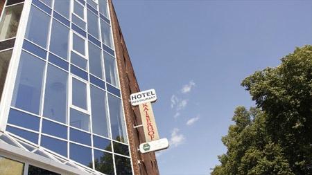 Motorrad Hotel Restaurant Kaiserhof in Wesel in Niederrhein/Westl. Ruhrgebiet
