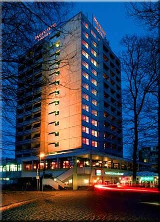 Hotel for Biker Mercure Hotel Köhlerhof in Bad Bramstedt in Hamburg