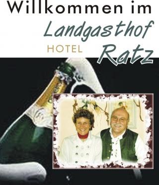 Motorrad Hotel Landgasthof Ratz in Rheinau - Helmlingen in