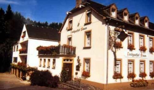 Hotel for Biker Landgasthof Hotel Simon in Waldrach bei Trier in Trier - Mosel