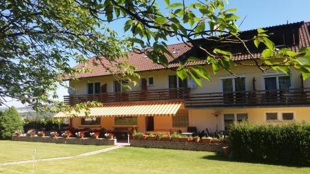 Motorrad Hotel Sonnenhof in Cham in Bayerischer Wald