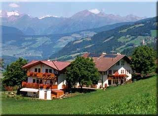 Motorrad Pension Summererhof in Brixen - Bressanone in Eisacktal