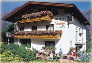 Motorrad Gasthaus Venetrast in Imsterberg in Imst - Gurgltal
