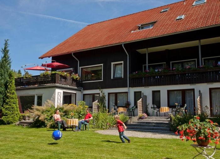 Motorrad Hotel Vier Jahreszeiten in Sankt Andreasberg in Harz