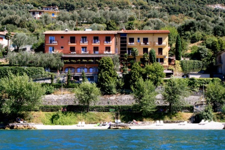 Hotel for Biker Hotel Villa Carmen in Malcesine in Gardasee