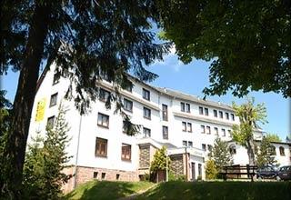 Hotel for Biker Hotel Zum Gründle in Oberhof in Thüringer Wald