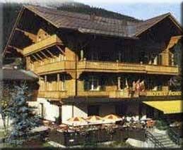 Hotel for Biker Hotel Post in Zweisimmen in Berner Oberland