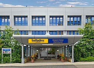 Hotel for Biker Airport Hotel Dortmund in Dortmund in Dortmund