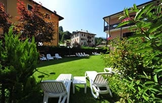 Motorrad Albergo Dimaro Wellness Hotel in Dimaro (TN) in
