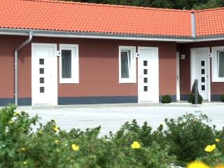 Motorrad ALCEDO Hotel in Levenhagen in