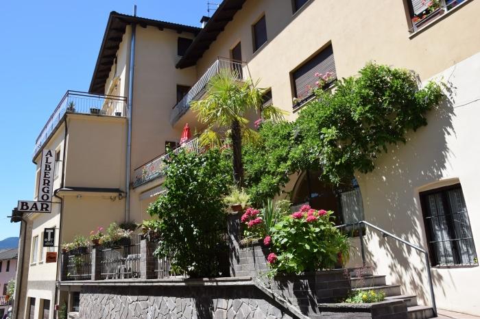 Hotel for Biker Albergo Concordia in Ischia di Pergine Valsugana (TN) in Caldonazzo-See