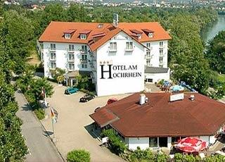 Hotel for Biker TIPTOP Hotel am Hochrhein in Bad Säckingen in Südlicher Schwarzwald