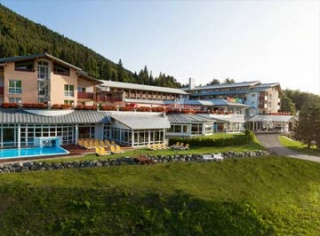 Hotel for Biker KINDERHOTEL OBERJOCH in Bad Hindelang-Oberjoch in Allgäu