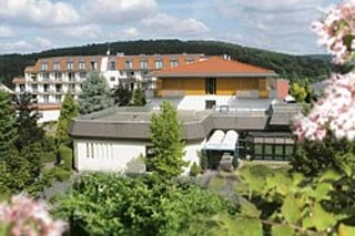 Hotel for Biker aqualux Wellness- & Tagungshotel in Bad Salzschlirf bei Fulda in Rhön