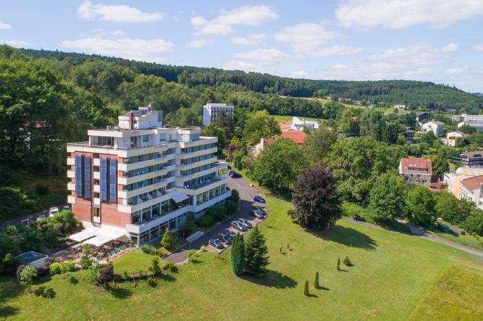 Motorrad Landhotel Betz in Bad Soden Salmünster in