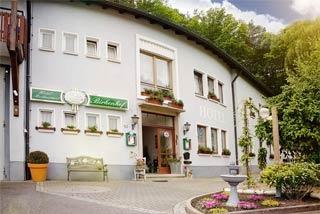 Motorrad Hotel - Restaurant Birkenhof in Gossersweiler - Stein in Pfalz