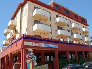 Motorrad Hotel Bologna in Senigallia (An) in