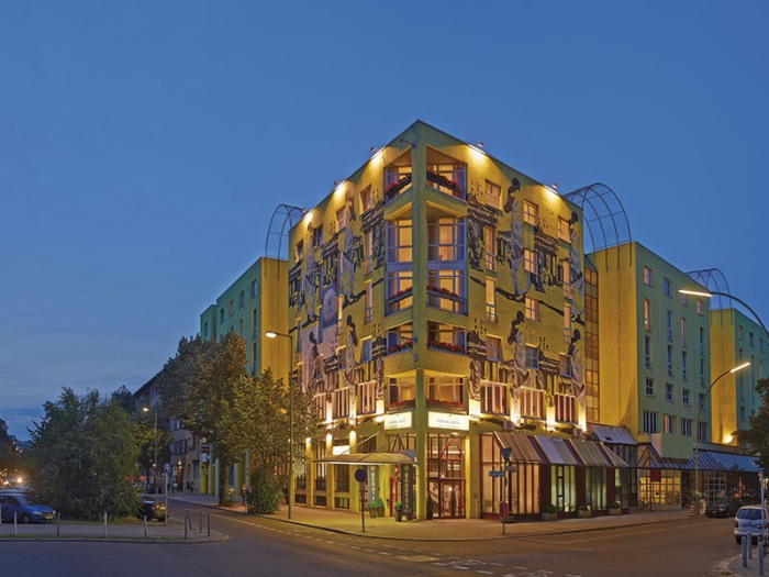Hotel for Biker AMBER ECONTEL Berlin-Charlottenburg in Berlin in Berlin