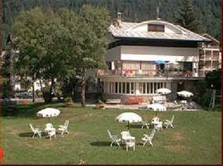 Motorrad Hotel Cioccarelli in Aprica in Passo del Aprica