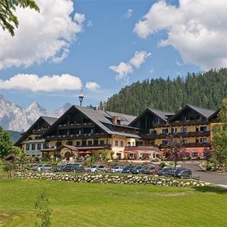 Hotel for Biker Familienhotel die Seitenalm in Radstadt in Salzburg