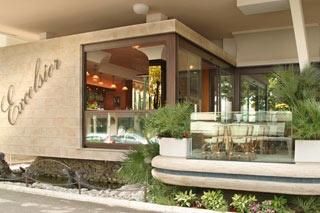 Motorrad Hotel Excelsior in Cesenatico in Cesenatico