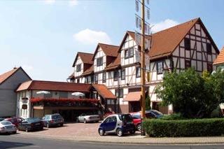 Motorrad Hotel Gasthaus Kraft in Schauenburg-Breitenbach in Kassel