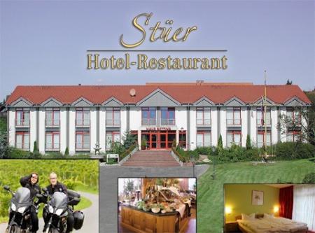 Hotel for Biker Hotel-Restaurant Stüer in Altenberge in Münsterland