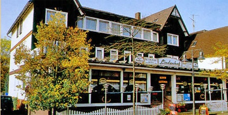 Hotel for Biker Hotel Lindenhof in Bad Sachsa in Harz