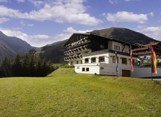 Hotel for Biker Hotel Blitz in Berwang in Zugspitze