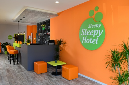 Motorrad SleepySleepy Hotel Gießen in Linden b. Gießen in Taunus